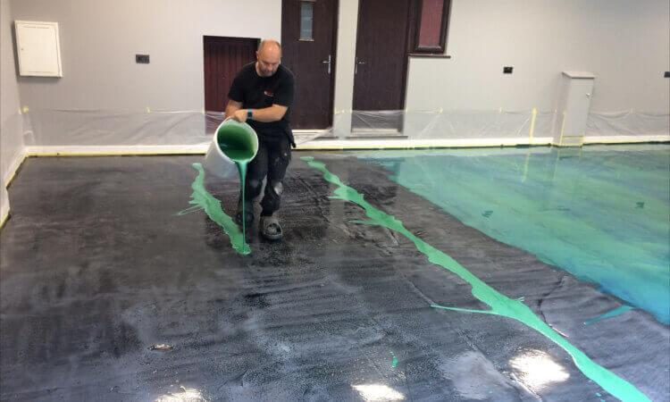 Resin Flooring Ascus Screeding Ltd